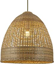Kitchen Hand-Made Bamboo Art Chandelier Personality Fixture Southeast Asia Creative Hang Lamp B&B Decoration Pendant Light