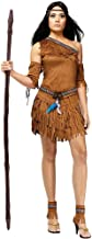 Fun World Women's Pow Wow Native American Costume