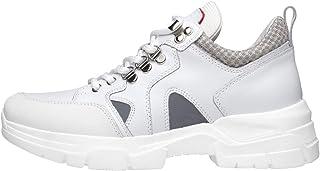 Nero Giardini A909061D Sneakers Donna in Pelle