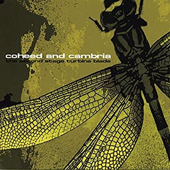 Second Stage Turbine Blade  Re-Issue  by Coheed and Cambria  2005-09-20