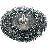 Silverline 571536 - Cepillo circular de alambre ondulado (50 mm)