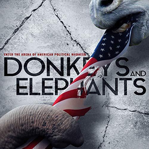 Donkeys and Elephants audiobook cover art