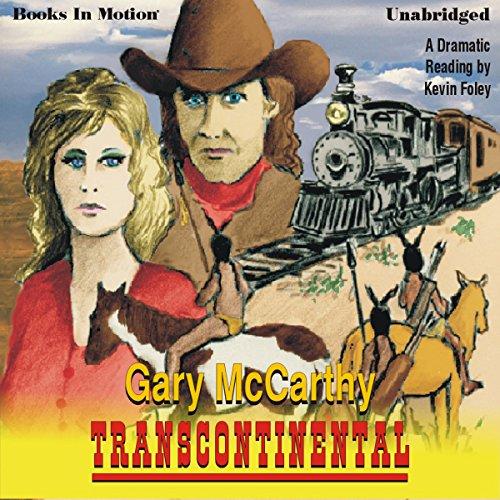 Transcontinental audiobook cover art