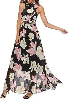 25ce2fb99f7f Amazon.es: Vestidos Estampados Largos