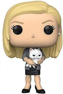 Funko Pop! La oficina Angela con Sprinkles Cat Exclusivo