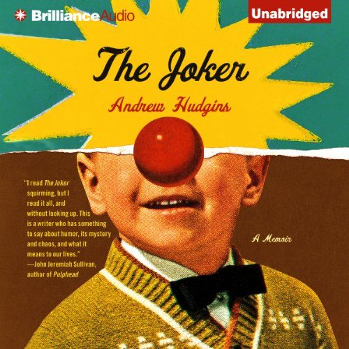 The Joker audiobook cover art