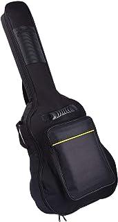 Guitar Bag Acoustic Guitar Gig Bag 40 41 Inch Full Size Waterproof 600D Oxford 5mm Padded Guitar Bag Backpack