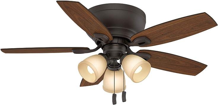 Amazon Com Casablanca Fan Company 53188 Durant Ceiling Fan 44 Inch Bronze Home Improvement