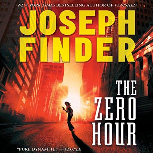 The Zero Hour audiobook cover art