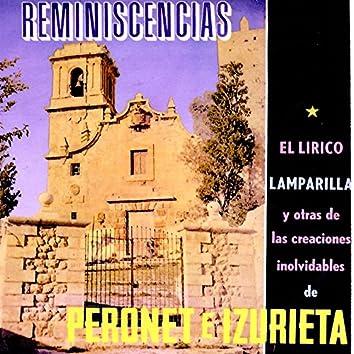 Reminiscencias: Peronet e Izurieta