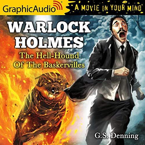 The Hell-Hound of the Baskervilles cover art