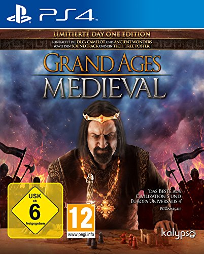 Grand Ages : Medieval [import allemand]