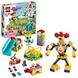 LEGO Powerpuff Girls - Duelo en el Parque de Burbuja, Juguete de Construcción Divertido de las Super Nenas con Traje Meca (41287)
