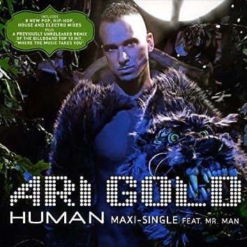 Human Maxi-Single