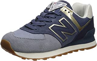 New Balance Casual Shoes For Girls, 26 EU, Blue