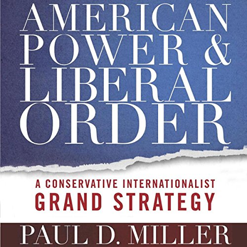 American Power and Liberal Order cover art