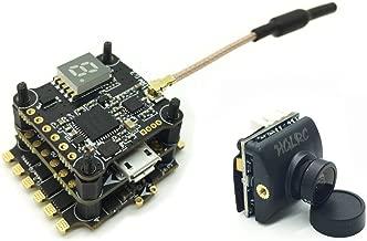 Ochoos HGLRC XJB F428 TX20 V2 ELF Camera Set 600TVL Cam & F4 OSD BEC & 28A Blheli_S & 25/100/200/350mW VTX