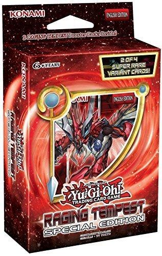 Yu Gi Oh! Raging Tempest - Special Edition - Deutsch