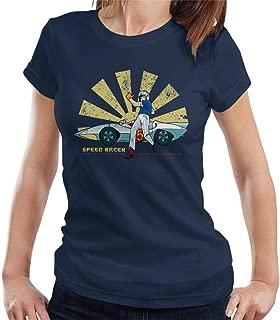 Speed Racer Retro Japanese Women's T-Shirt