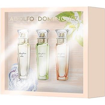 Adolfo Dominguez Aguas Frescas Set de Regalo - 1 Pack: Amazon.es: Belleza