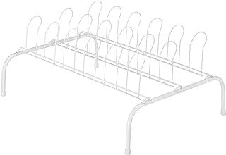 Whitmor Floor Shoe Rack-9 Pair