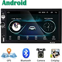 Autoradio Android 2 Din GPS CAMECHO Écran Tactile Capacitif 7 Pouces Bluetooth WiFi USB..