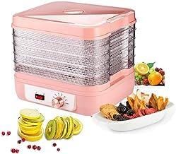 L.TSA Déshydrateur d'aliments Food Free, dessiccateur d'aliments aux Fruits, déshydrateur pour Herbes,Déshydrateur de Via...