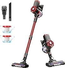 Cordless Vacuum Cleaner,20KPa Vacuum Cleaner 4 in 1 Stick Vacuum Cleaners Upright Vacuum Cleaners with Battery Vacuum Clea...