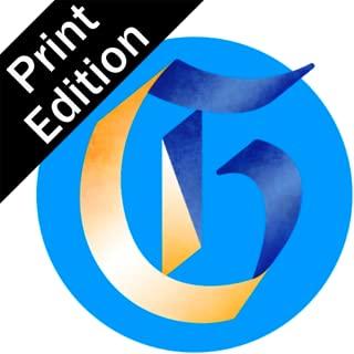 Greenville Print Edition