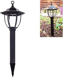 Solar In-ground Light Lantern Warm Lamp Outdoor LED Auto Light Sensor Garden Landscape Anti-Corrosion Waterproof Decorativ...