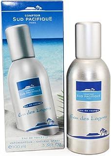 Comptoir Sud Pacifique Eau Des Lagons Eau De Toilette Spray By COMPTOIR SUD PACIFIQUE 100 ml Eau De Toilette Spray