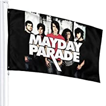 not MayDay Parade to Me Flag Outdoor Flags 100% Single-Layer Polyester 3x5 Ft