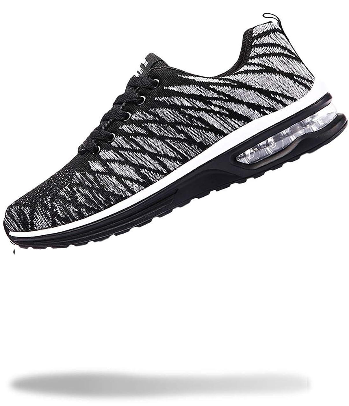 有益なスカルクアパート[zzxyx] ランニングシューズ メンズ スニーカー ウォーキングシューズ 男 トレーニング カジュアル ジョギングシューズ 運動靴