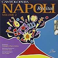 Music Minus One voice: Napoli Recital, vol. II (Opera Karaoke) (2012-01-16)
