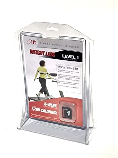 IFIT 8 Week Treadmill Workout Program SD Card - Weight Loss - Level 1