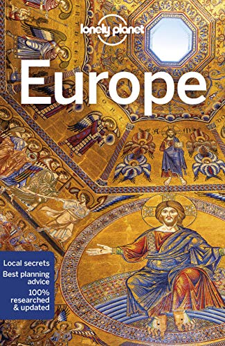 Lonely Planet Europe 3 (Travel Guide)