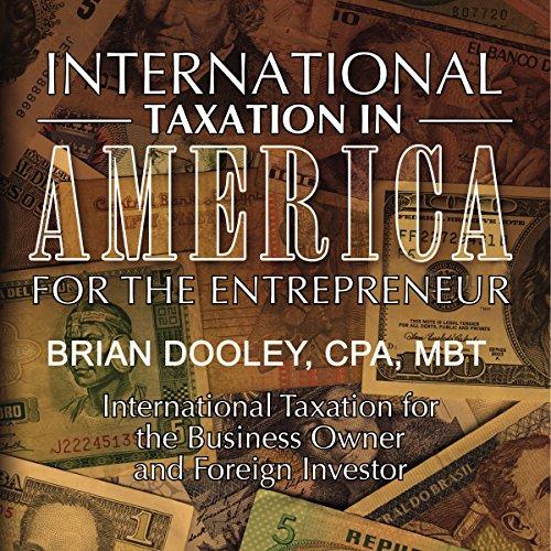 International Taxation in America for the Entrepreneur cover art