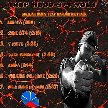 TRAP HOOD 974, Vol. 1