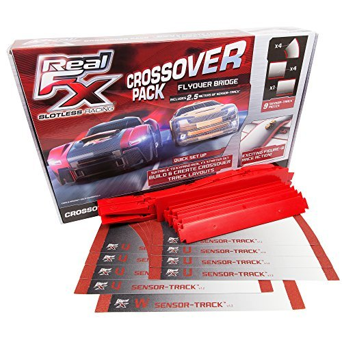 Real FX Racing - Crossover Track Set by Real FX
