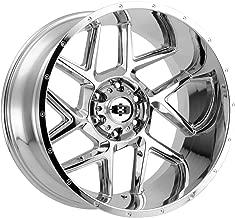 Vision 360 Sliver 20x12 6x135 -51mm Chrome Wheel Rim 20