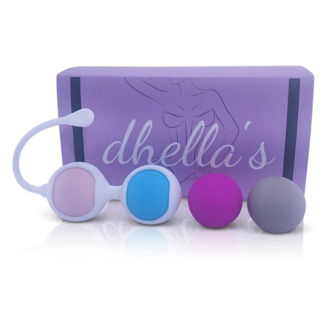 Kegel Balls Weights Exerciser Women