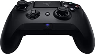 Razer RZ06-02610100-R3G1 Raiju Tournament Edition Wireless and Wired Gaming Controller with Mecha Tactile Action Buttons, ...