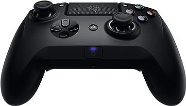 Razer Raiju Tournament Edition sem o controle de jogos de firmware 1.04 Bluetooth e conexão com fio (controlador USB PS4 P...