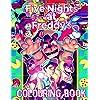 Five Nights At Freddy's Colouring Book: Freddy Fazbear's Pizza Jumbo Colouring Books