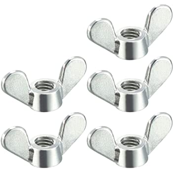 Bolt Base 10mm A2 Stainless Steel Wing Nuts Butterfly Nut DIN 315 M10-5