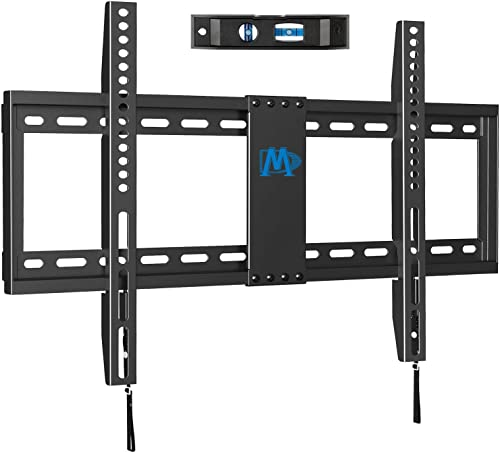 Mounting Dream TV Mount Fixed for Most 42-70 Inch Flat Screen TVs, TV Wall Mount Bracket up to VESA 600 x 400mm and 1...