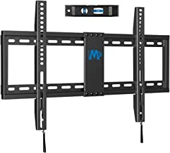 Mounting Dream TV Mount Fixed for Most 42-70 Inch Flat Screen TVs , TV Wall Mount Bracket up to VESA 600 x 400mm and 132 l...