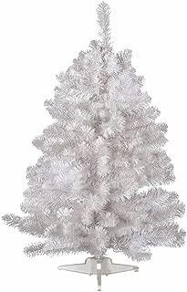 Vickerman A805720 Unlit Aberdeen Spruce Artificial Christmas Tree, 36
