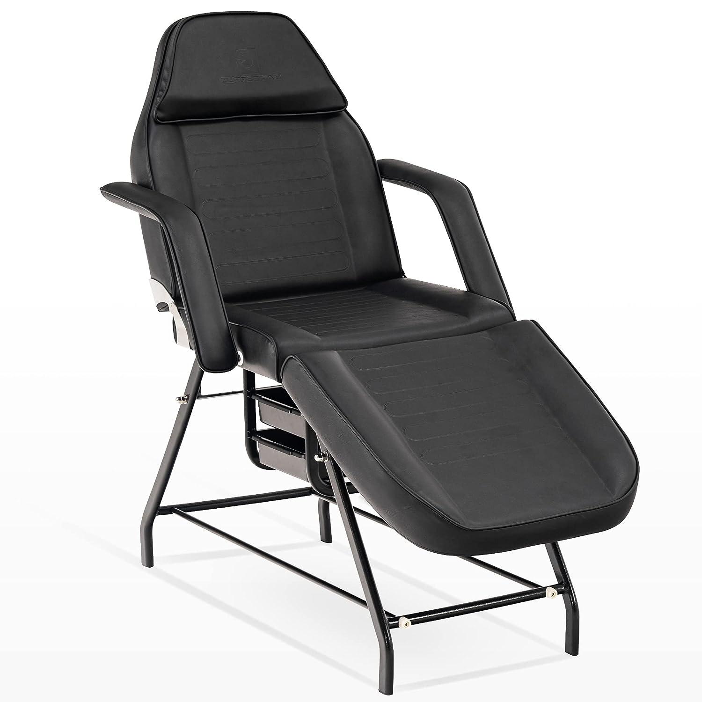 BarberPub Professional Massage Chair 新品 送料無料 Bed Table Tattoo 正規品 Adjustabl