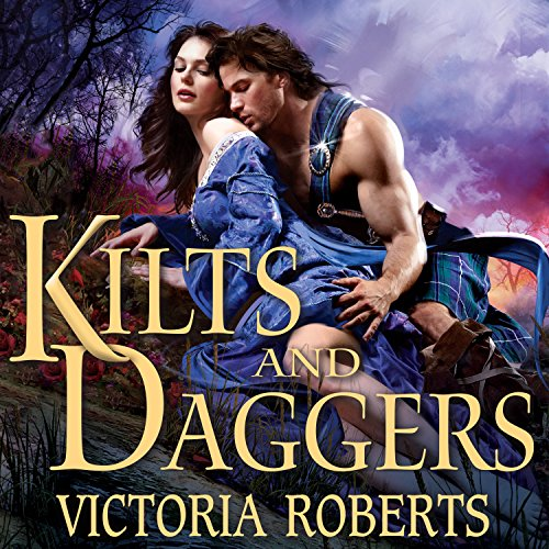 Kilts and Daggers audiobook cover art